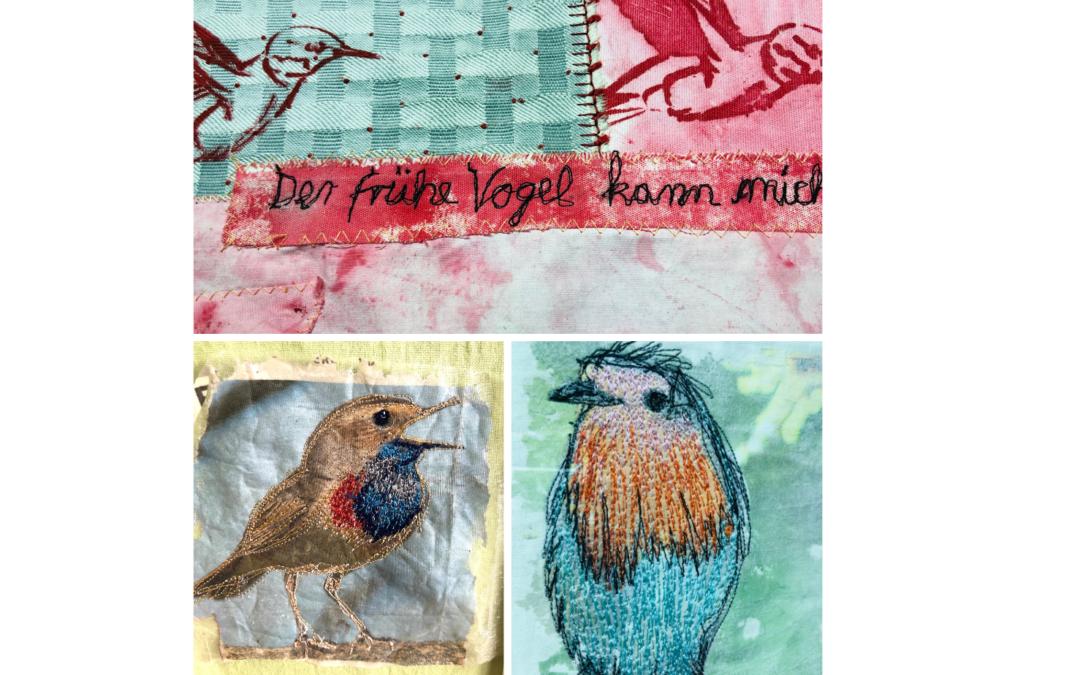 Textilien kreativ erleben