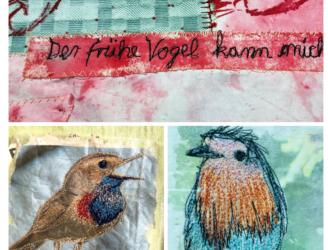 Onlinekurs Textilien kreativ erleben